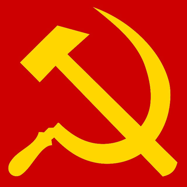 the failure of communism to get established in europe
